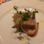 cucina Wada - 豚肉と鶏肉のパテ