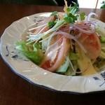 ガッティーノ - チキンライスのサラダ