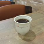 森乃園カラオケ茶屋 - もちろんほうじ茶