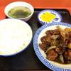 小笹飯店 - 料理写真:とりみそ定食