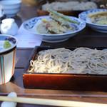 鎌倉 松原庵 - お蕎麦と天婦羅