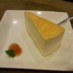 JKカフェ - ケーキセット¥700 ミルクレープ☆♪