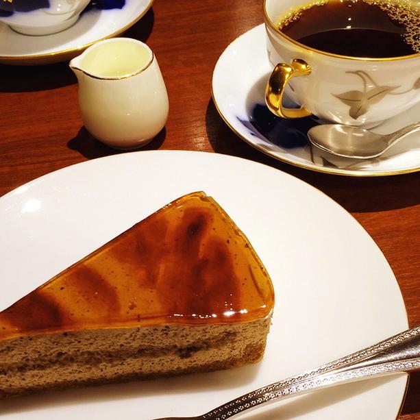 自家焙煎珈琲工房 カフェ バーンホーフ 三番街店