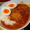M STRAND - 料理写真:英国風チキンカレーライス 756円