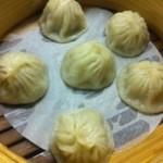 重慶飯店 - 小篭湯包1,000円