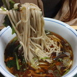 米屋観光センター - 山菜蕎麦