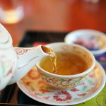 ヴォルール・ドゥ・フルール - 蓮茶