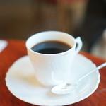 ヴォルール・ドゥ・フルール - コーヒー