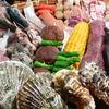 漁火 - 料理写真:本日仕入れた新鮮な食材です