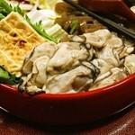 かき末 - 広島の牡蠣