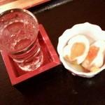 たち飲み 吟 - 酒と玉子