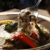 Browny - 料理写真:選べる焼カレー
