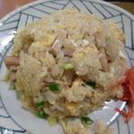 三宝亭 - 料理写真:究極の炒飯723円
