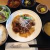 カワシマ - 料理写真:牛ヒレひとくちステーキ御膳 1180円