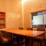 cucina Wada - 2階