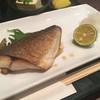 なごみ 黄味鶏 - 料理写真:つばす(ブリの幼魚)塩焼定食 800円