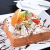 Cafe 151@ - 料理写真:151@spハニートースト