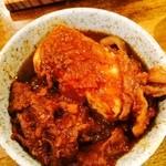 エマノン - 洋風肉豆腐