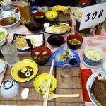 清海 - 夕食