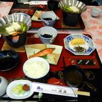 清海 - 朝食