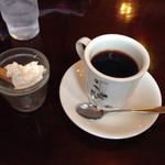 詩季 - 日替わりランチ コーヒー