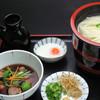 麺匠 やしま - 料理写真:鴨釜うどん