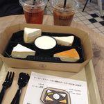 34280057 - チーズケーキアソート