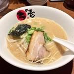 麺場居酒屋 ラの壱 - とんこつもと味小盛
