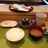 天ぷら割烹 川さき - 料理写真:天ぷら定食  天ぷら5種類6個  860円