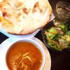 ターメリック - 料理写真:サービスランチ*800円 野菜カレーをチョイス