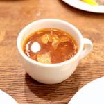 グリックグリル - ブッフェ:ベジタブルスープ '15 1月上旬