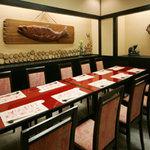 北海道料理ユック - 落着いたテーブル個室・お座敷個室