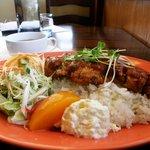 レストランポム - 洋風みそかつご飯