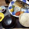 寿し 割烹 十両 - 料理写真:焼き鯖定食
