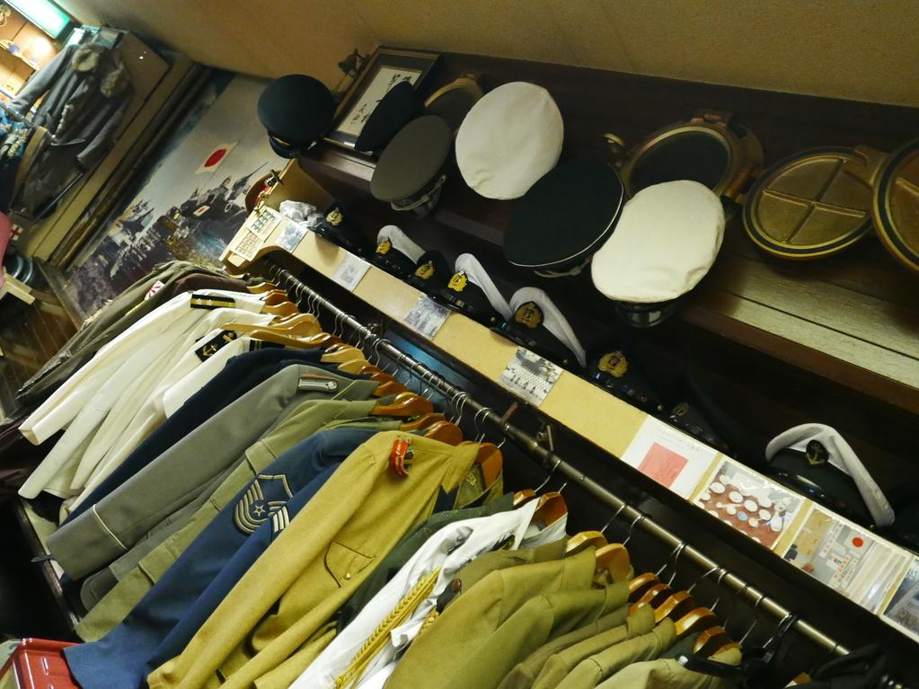 軍歌の店 アンカー