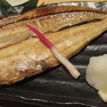 寿司ダイニング やまざき - 真さば塩焼き