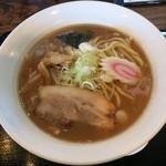 三ツ矢堂製麺 - 参考:『ラーメン』(税込810円)