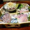いとや - 料理写真:刺身盛り合わせ