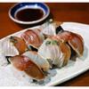 ふとっぱら - 料理写真:「ふとっぱらなのっけ寿司」(2014.12)