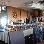 アルページュ - 横浜ブリーズベイホテル14F レストラン アルページュ