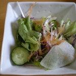卵's工房 - メンズセット サラダ