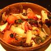 ファーロ - 料理写真:魚介のアヒージョ