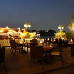 Riverside Terrace Mandarin Oriental Bangkok -