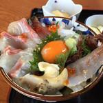 よし川 - 海鮮丼