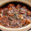 シーファン - 料理写真:1番人気の四川式 麻婆豆腐
