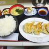 凡太楼 - 料理写真:餃子定食