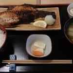 はしごや - 焼魚定食¥750