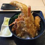 天丼の岩松 - 海鮮天丼