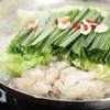 食彩酒房 くりや - 料理写真:もつ鍋