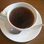 洋食のかね吉 - 「追加のコーヒー」(100円)